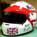 有名レーサーレプリカヘルメットモデル