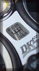 BMW MINI シフトパターン カラー:ブラック